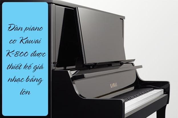 gia nhac dan piano kawai k800