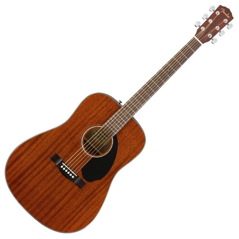 guitar Fender CD-60S mau go