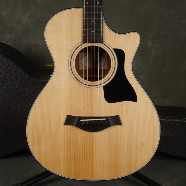 guitar acoustic taylor 312CE