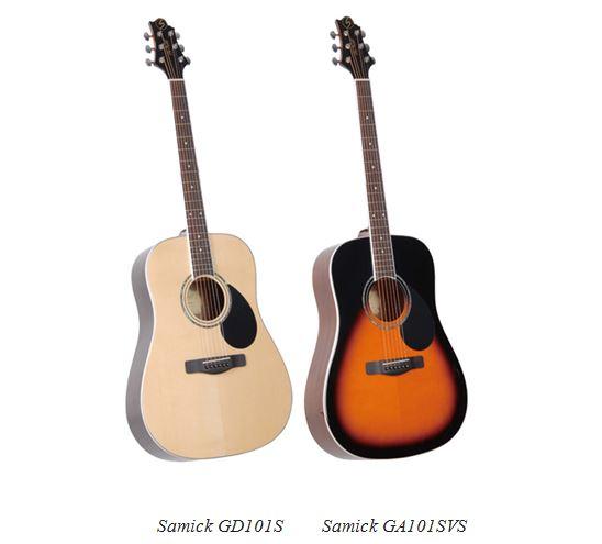 guitar samick Greg Bennett