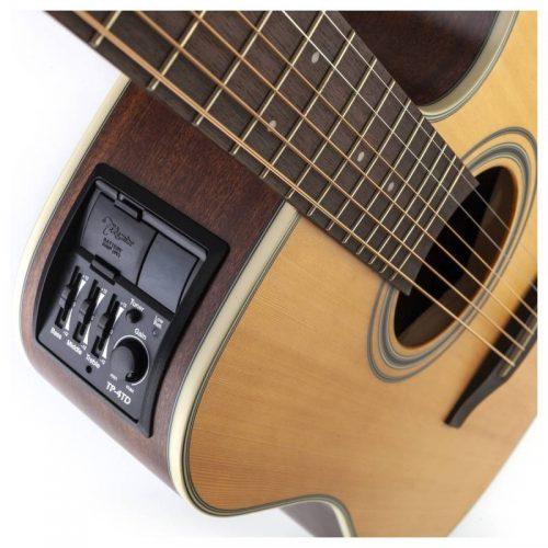 hong dan guitar Takamine GD20CE-NS