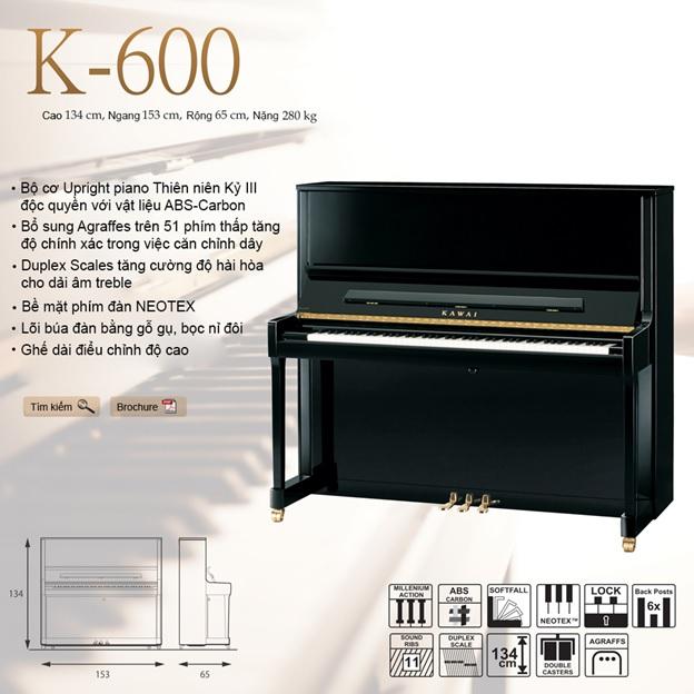 k600 kawai