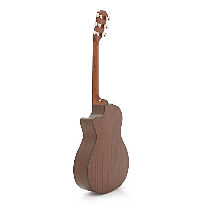 mat sau dan guitar Taylor 312CE