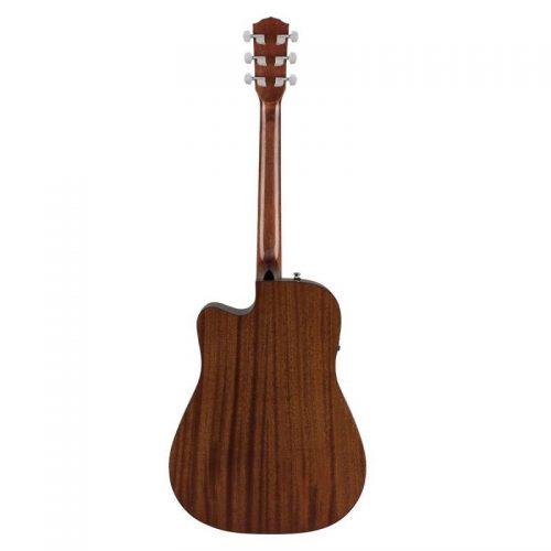 mat sau guitar Fender CD-60SCE
