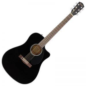 mat sau guitar dan Fender CD-60SCE