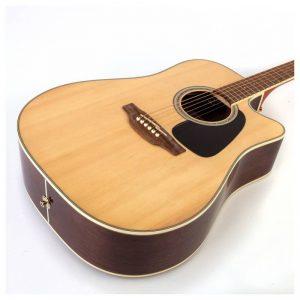 mat truoc guitar Takamine GD51CE