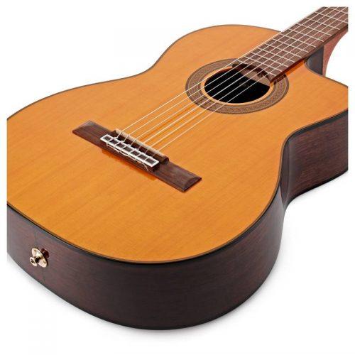 thung dan guitar Takamine GC5CE