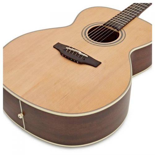 thung dan guitar Takamine GN30CE-nat