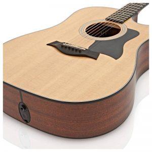 thung dan guitar Taylor 310CE