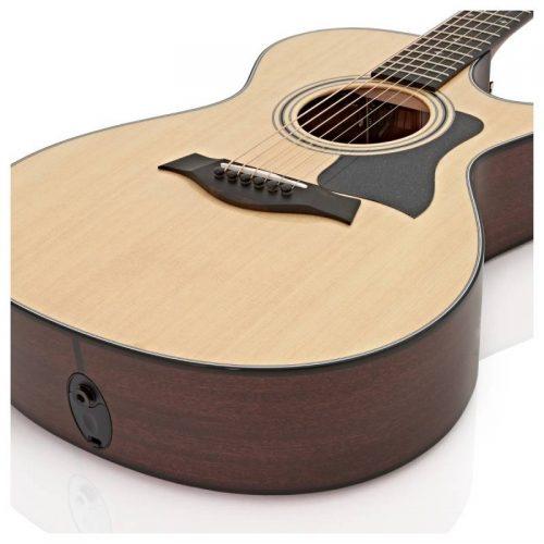 thung dan guitar Taylor 312CE