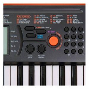 trinh dieu khien organ Casio SA-76