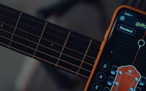 Cách lên dây đàn guitar classic chuẩn