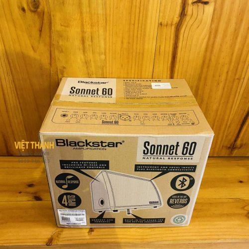 Blackstar Sonnet 60 BLONDE full box