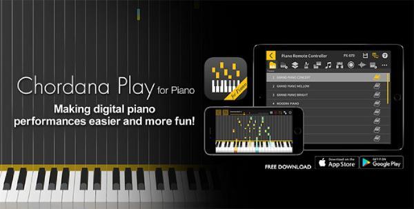 Chordana Play Piano