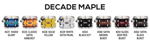 Decade Maple