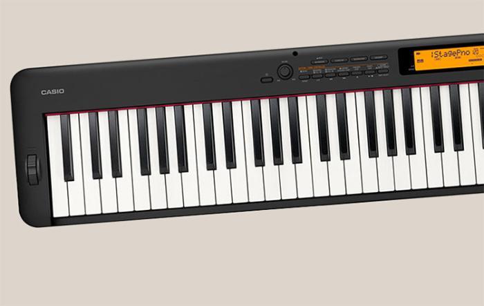 ban phim dan piano dien casio cdp-s350