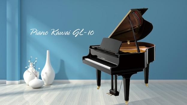 đàn grand piano kawai gl-10