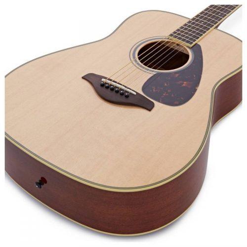 dan guitar Yamaha FG820