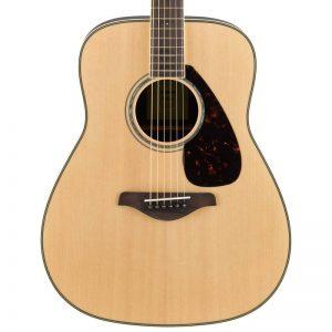 dan guitar Yamaha FG830