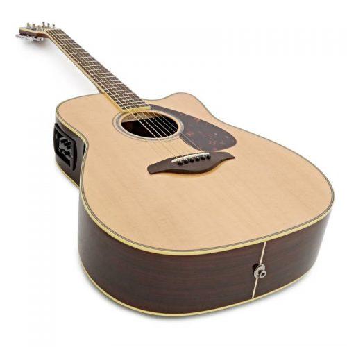 dan guitar Yamaha FGX830C
