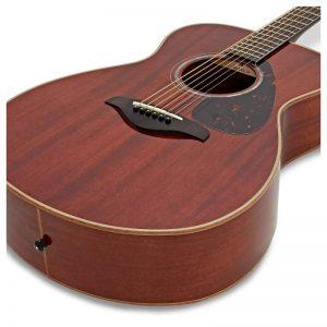 dan guitar Yamaha FS850
