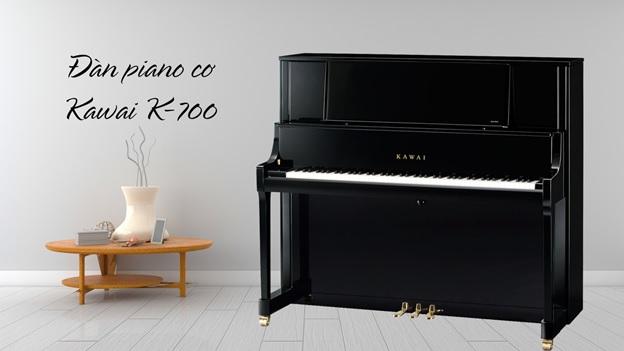 dan piano kawai k700