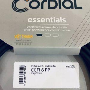 day cap ket noi guitar Cordial CCFI 6 PP