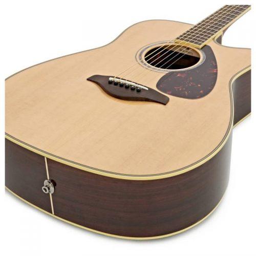 guitar Yamaha FGX830C
