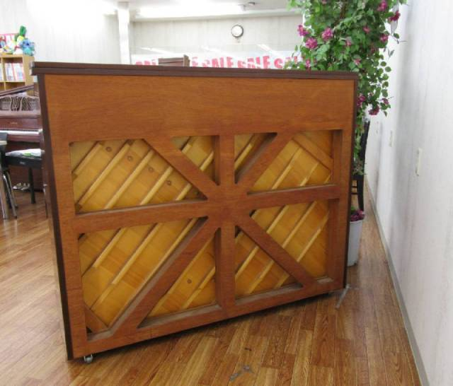 thanh chong hinh chu x tren piano Yamaha WX1Awn