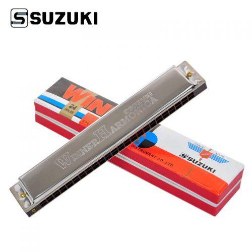 Harmonica Suzuki W-24
