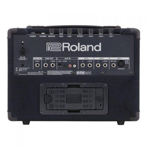 bang dieu khien ampli keyboard Roland KC-220