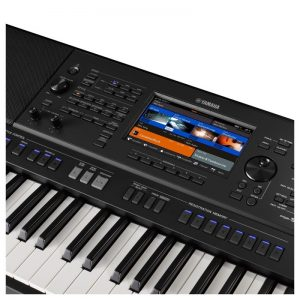 bang dieu khien dan keyboard Yamaha PSR-SX700