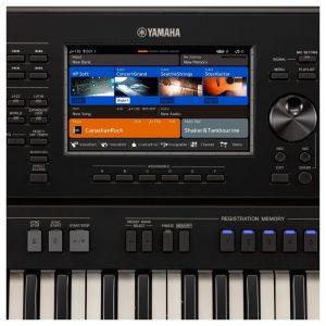 bang dieu khien keyboard Yamaha PSR-SX700
