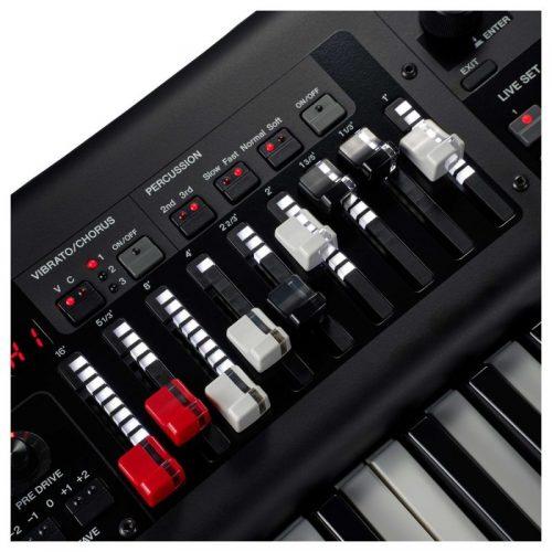 bang dieu khien keyboard Yamaha YC61