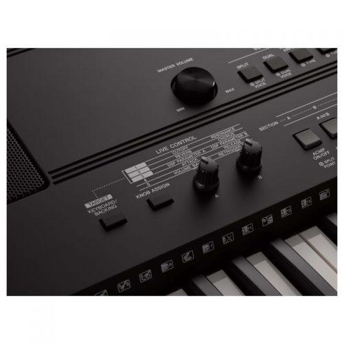 bang dieu khien organ Yamaha PSR-E463