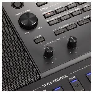 bang dieu khien organ Yamaha PSR-SX700