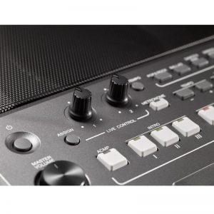 cho dieu khien tren organ Yamaha PSR-S770