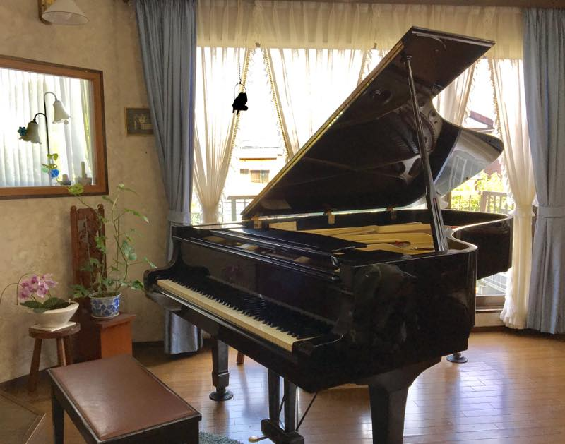 dan grand piano yamha c7