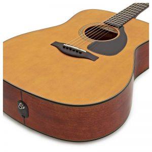 dan guitar Yamaha FGX3