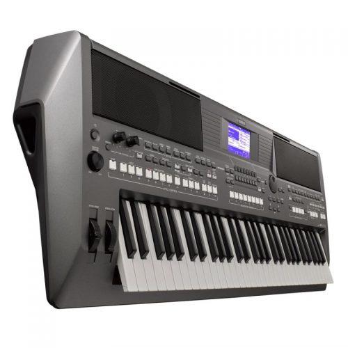 dan keyboard Yamaha PSR-S670