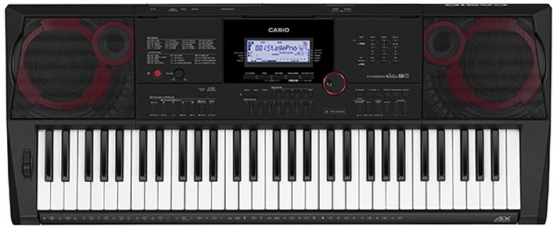 dan keyboard casio ct-x3000