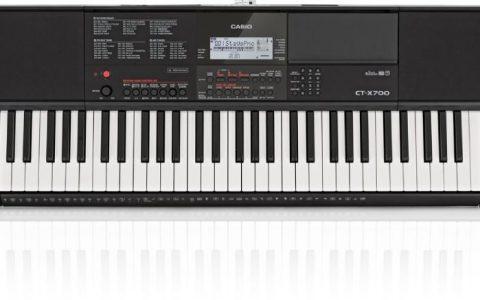 dan keyboard casio ct-x700