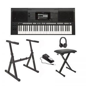 dan keyboard chuyen nghiep Yamaha PSR-S770