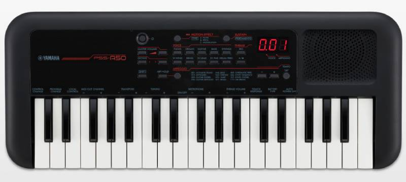 dan organ do choi cho be Yamaha PSS-A50