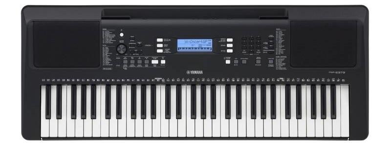 dan organ hoc tap Yamaha PSR-E373
