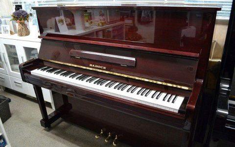 dan piano barock