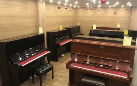 Top 10 cây đàn piano cũ giá rẻ phù hợp với căn hộ chung cư