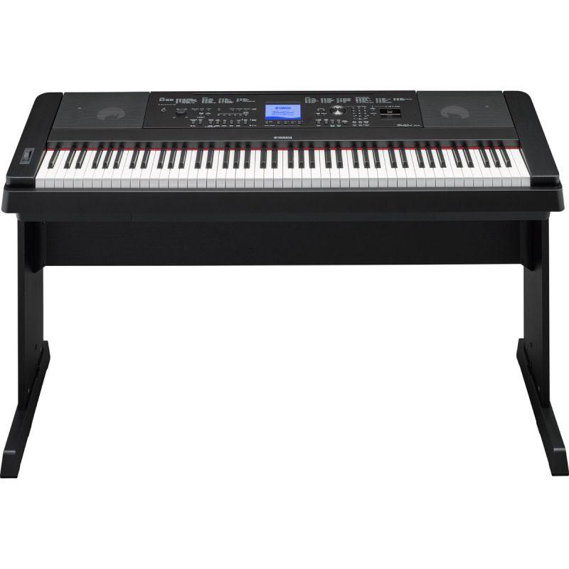 dan piano dien Yamaha DGX-660