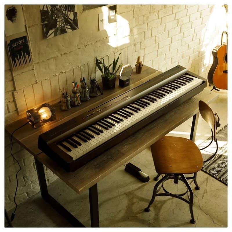 dan piano dien Yamaha P-125
