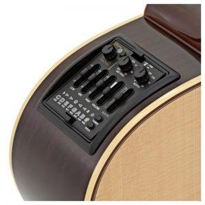 eq guitar Takamine P5NC